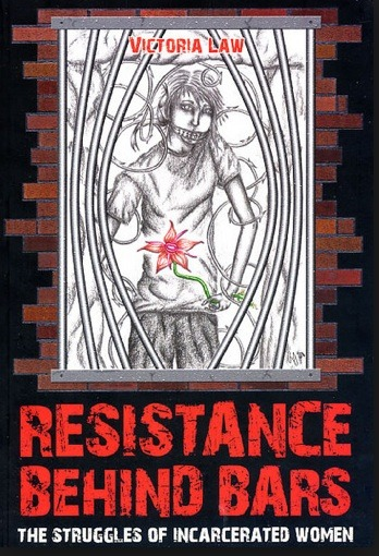 REWARD! signed copy of Resistance Behind Bars by Victoria Law