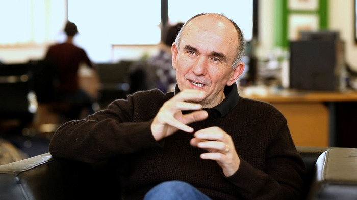 Peter Molyneux - Video Game Developer