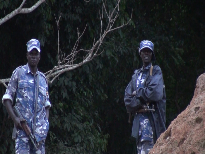 Ugandan Police arrested 3 people at the First Ugandan Gay Pride Event