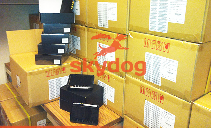 We've Produced 250 Skydog Units for Super Early Bird Backers