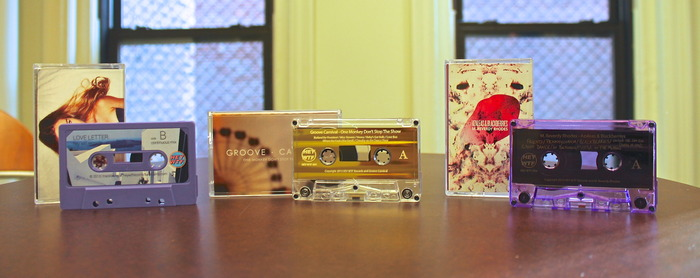 Our cassette releases