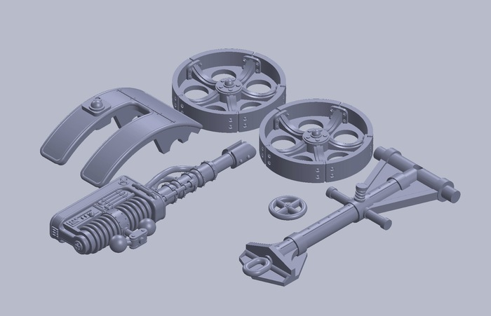 Anti-Tank Laser Components
