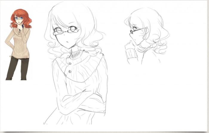Sketchs of Kyrie - 100puro