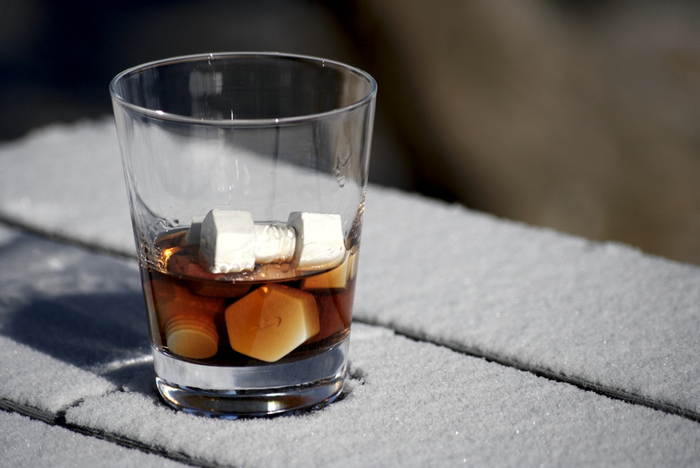 iceDrops and Rye - undiluted cool
