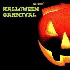 Sam haynes Halloween Carnival cover