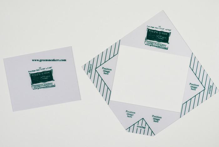 Kreate-a-lope® A2 Standard Invitation Size
