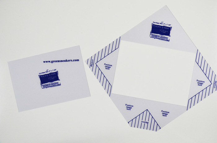 Kreate-a-lope® A7 Standard Greeting Card Size