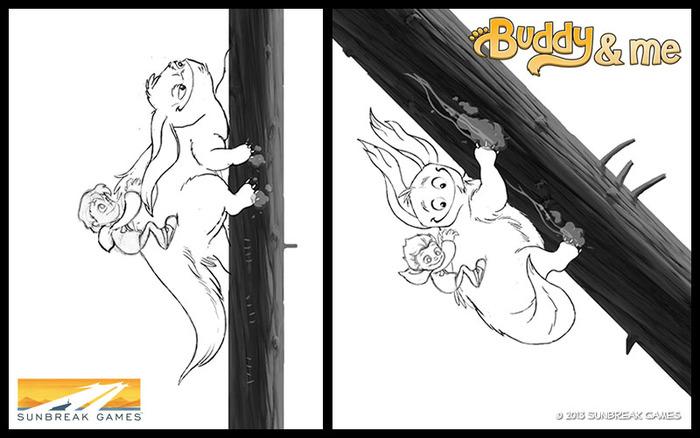Additional Buddy Assist Ideas: Piggyback Climb & Zipline!