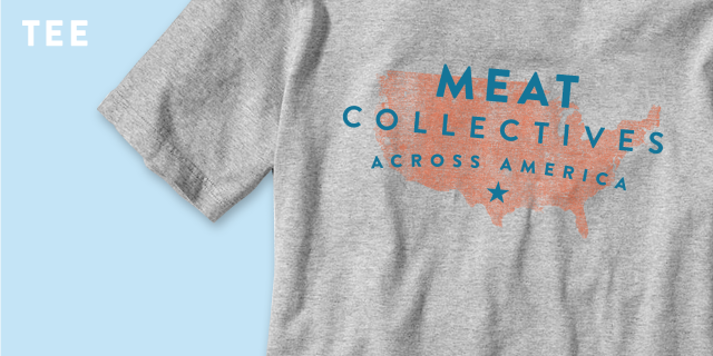 This limited edition tee could be yours: $80 Reward Tier