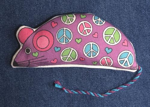"New Design Added April 5: ""PEACE NIP"" [artwork copyright 2013 Susan Faye]"