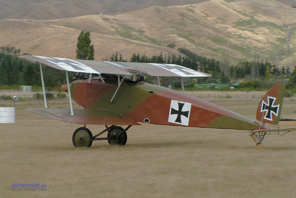 The Halberstadt D.II will be included in Dogfight Elite