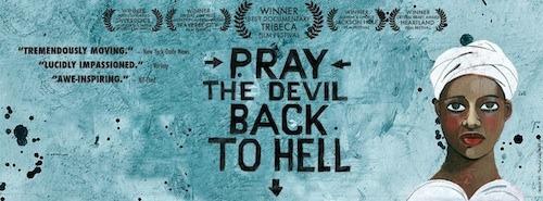 REWARD! CINEPHILE TAKE 3 - signed DVD of Abigail Disney's Pray the Devil Back to Hell