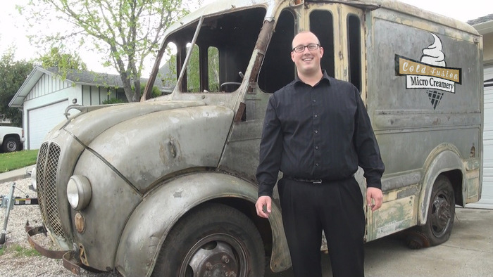 Help us bring our 1963 DIVCO milk truck back to life!
