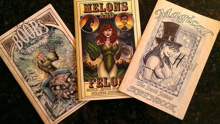The Sketchbook lovers package