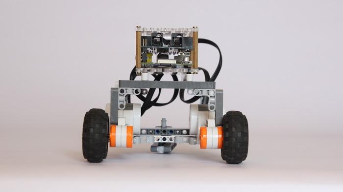 BrickPi as a Rover