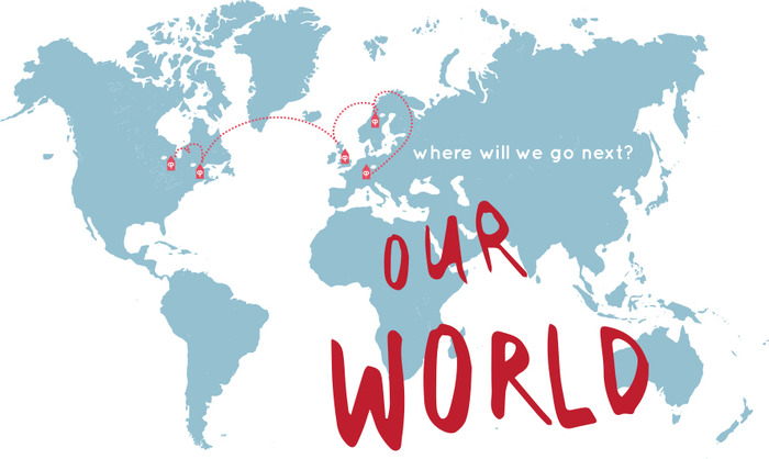 our world so far