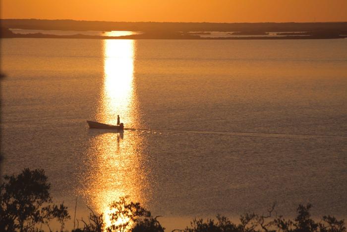 Sian Kaa´n Biosphere Reserve, Quintana Roo, México.