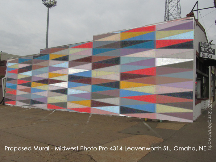 after - Midwest Photo Pro meets Triangulation Mural Project