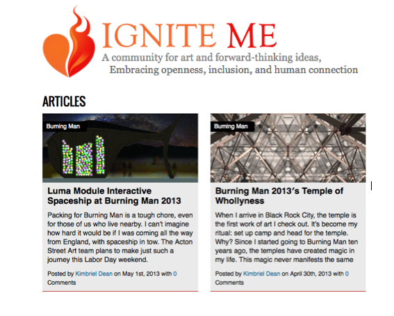 Ignite Article
