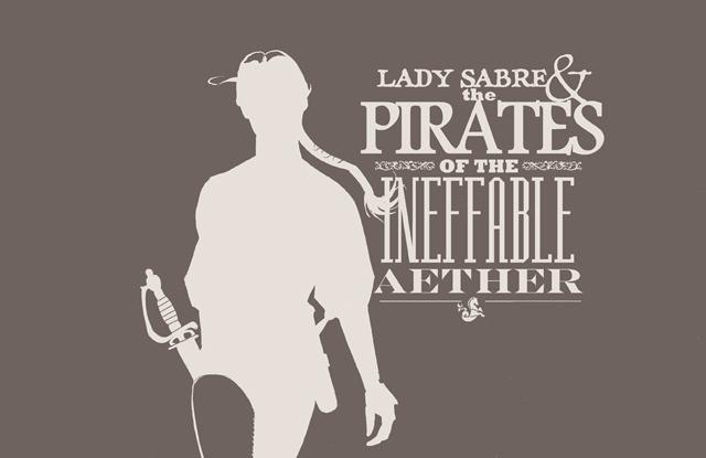 Her Ladyship's distinctive silhouette.