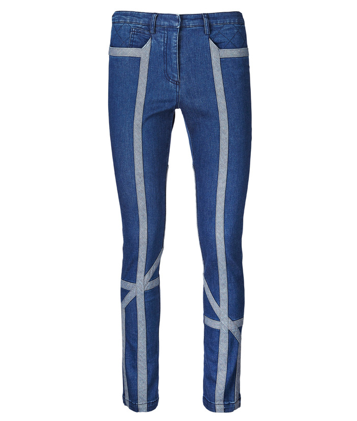 Pledge $149 and select the PAIR of JEANS (BLUE) PLAN 1 to get this piece (which comes in stretch fit!) - retail price $229