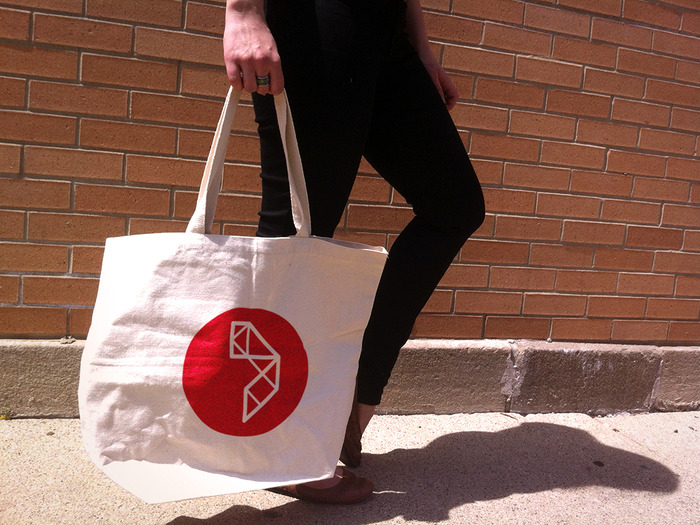 Totebag in action