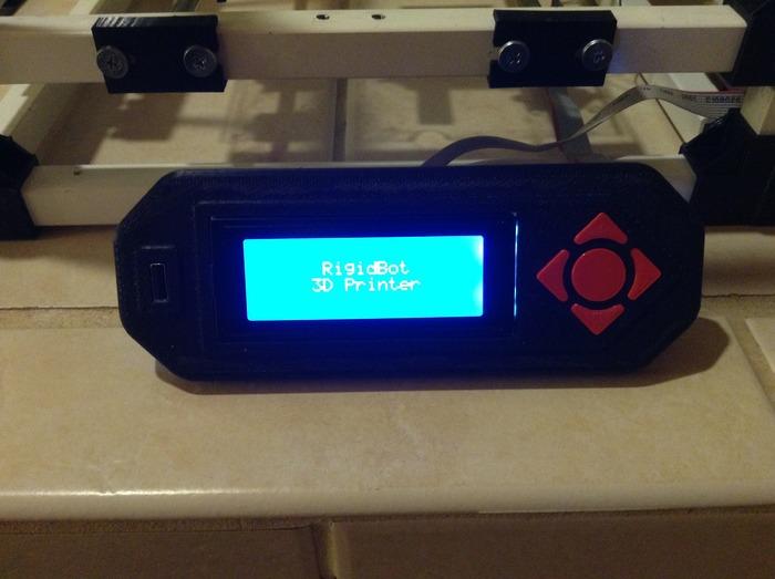 LCD / USB