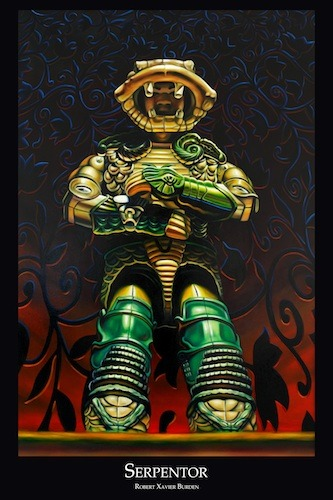 "Serpentor poster (available in 12""x18"" only)"
