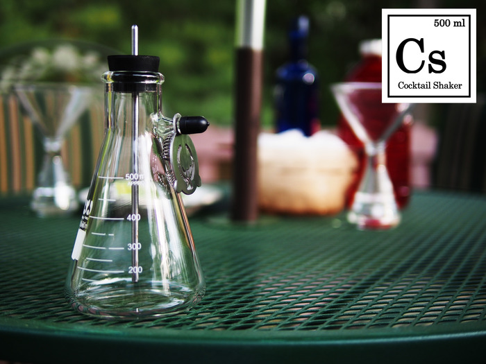 Cocktail Shaker in standard configuration