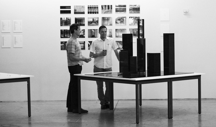 Research in Progress show at Art Center College of Design, Pasadena