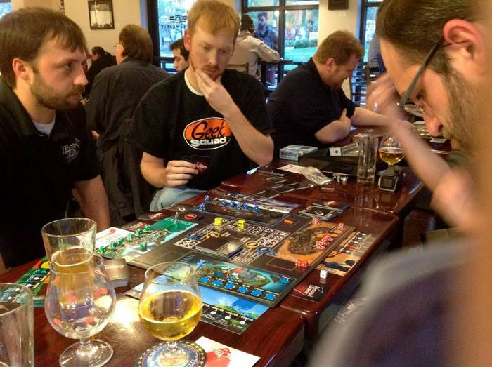 Civility at a Table Talk game meetup