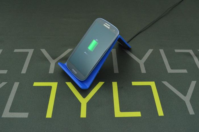 VU with Galaxy S3 (back door adapter)