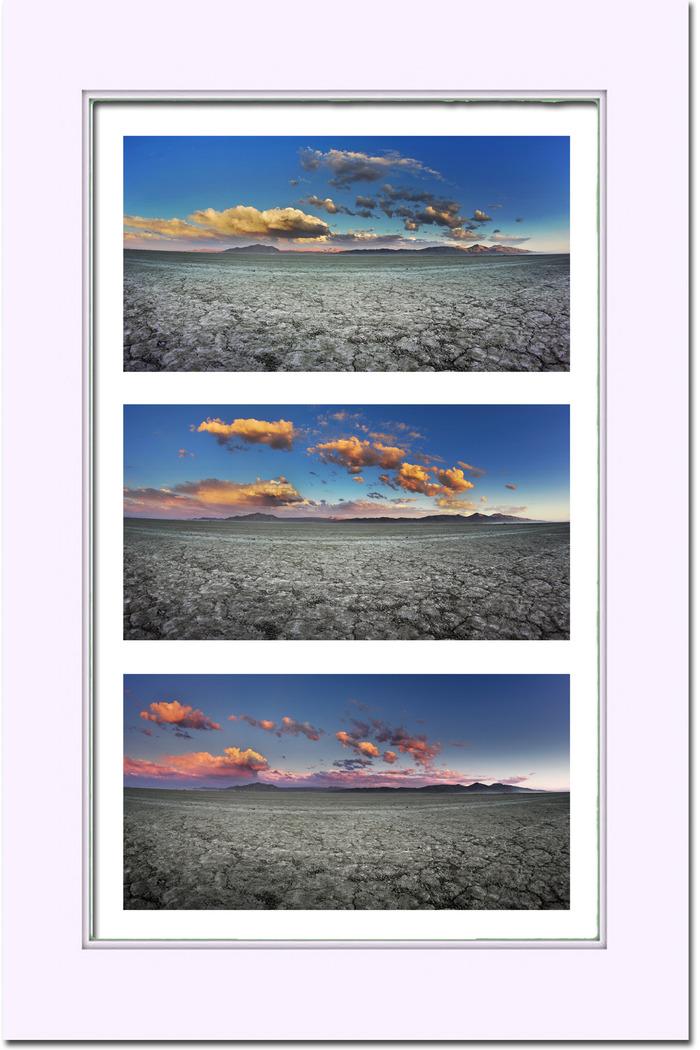 Playa Sunset Filmstrip