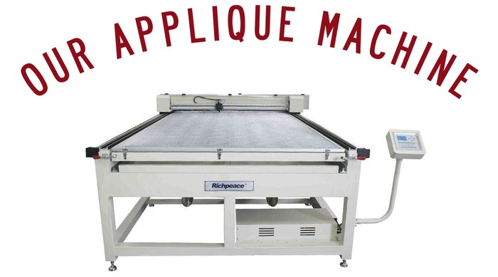 With this machine we will be able to cut out your graphics from materials such as felt or leather and then apply them to your cap with the embroidery machine. Reference an example of this below in our bucket hat template.