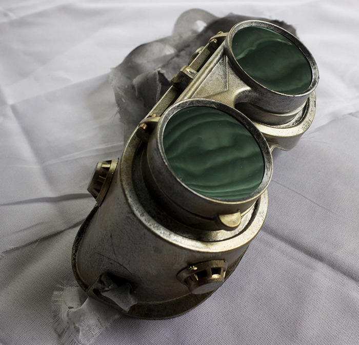 Emerald City SteamPuink Goggles