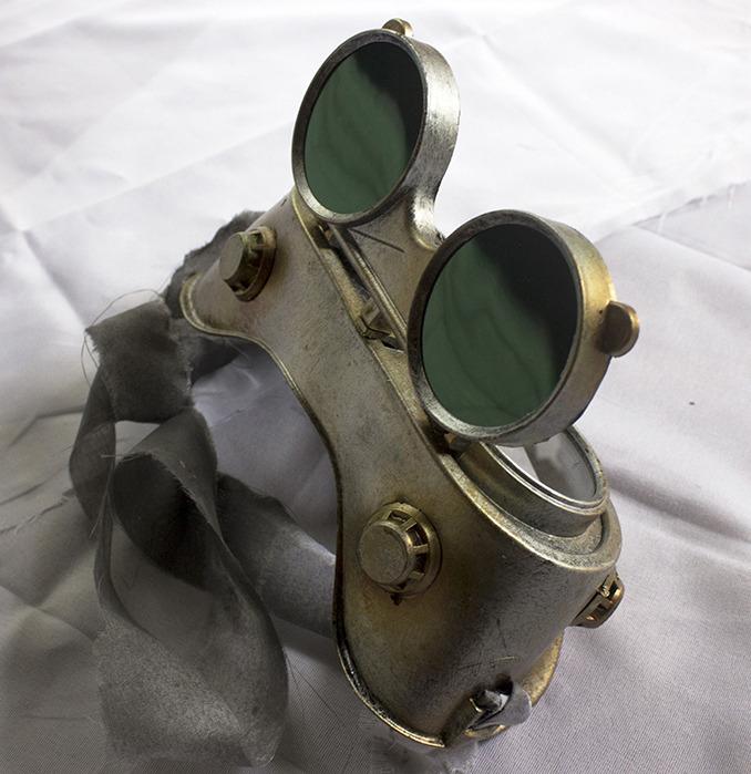 Emerald City SteamPunk Goggles