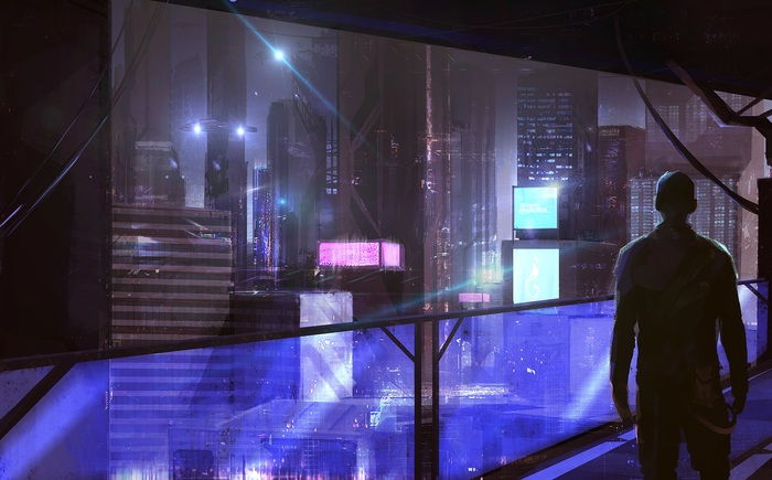 Detroit City Concept