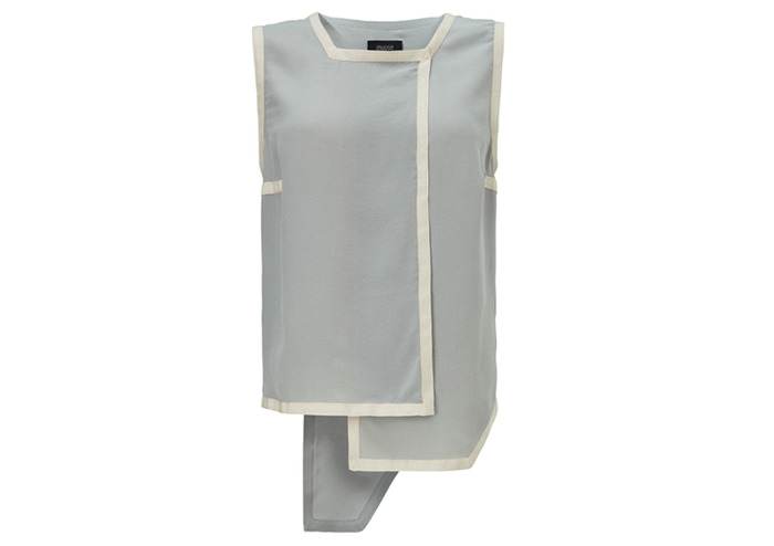 FRONT - Pledge $174 and select the SILK TOP (GREY) PLAN 1 to get this piece - retail price $289