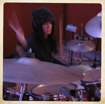 wendy trackin trax at frogville studios