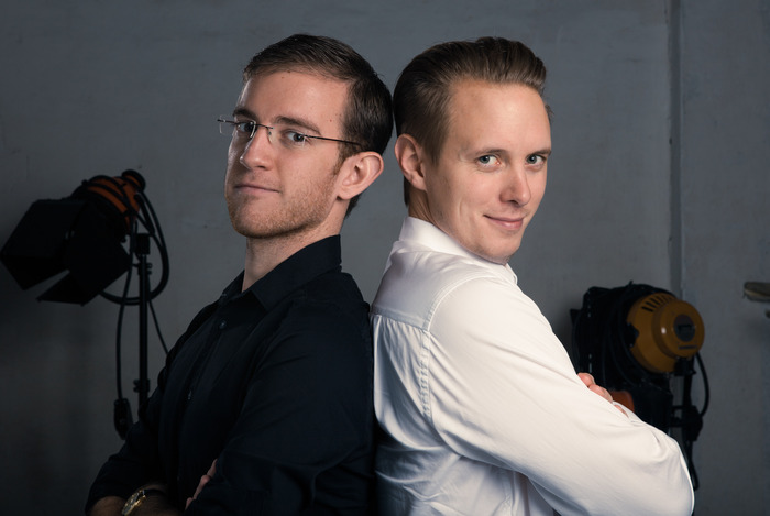 Directors Andreas Climent and André Hedetoft