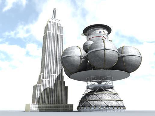 Daedalus Space Probe took audacious human spirit to a whole new level (illus. Adrian Mann)