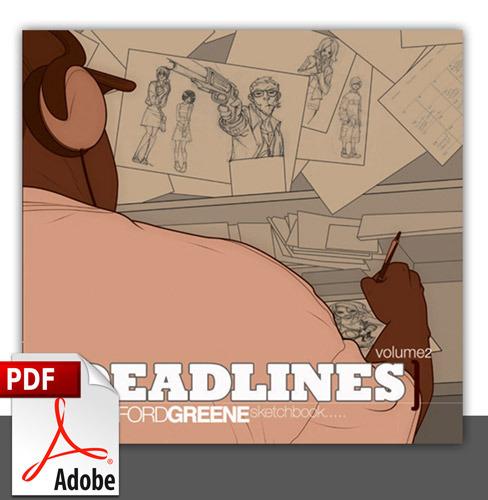 Deadlines VOL. 2 PDF edition.