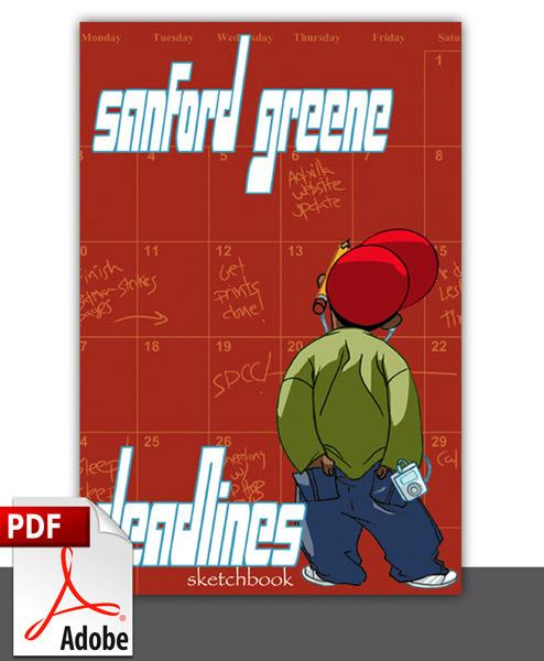 Deadlines VOL.1 PDF edition.