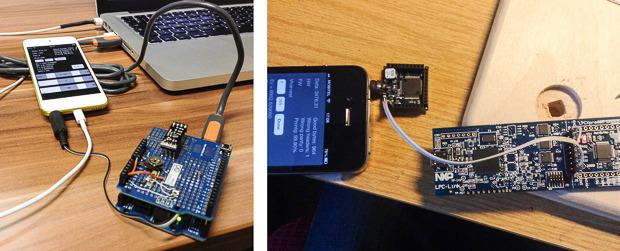 First raw prototypes, proving we are thinking in the right way.