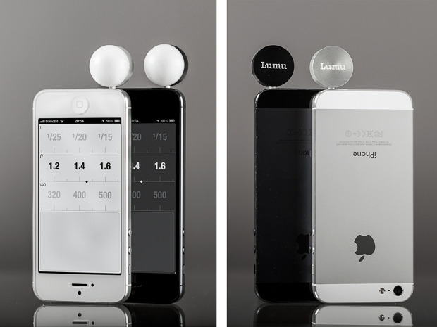 First light meter app that uses smartphone's brain to its fullest.