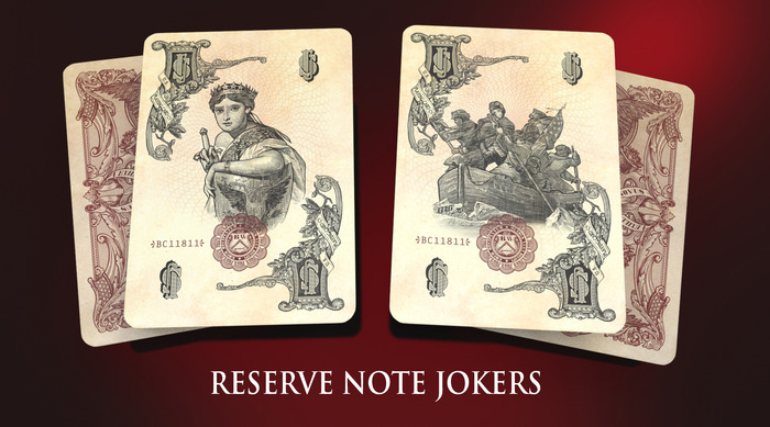 Unlimited and Limited Reserve Note Jokers, Click image for high res