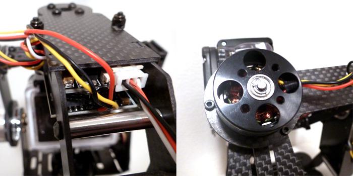 32-bit MCU flash microcontroller and motor.
