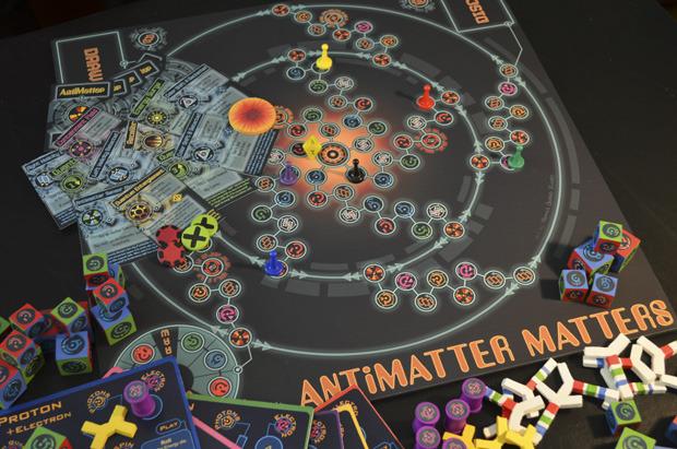 Antimatter Matters Prototype