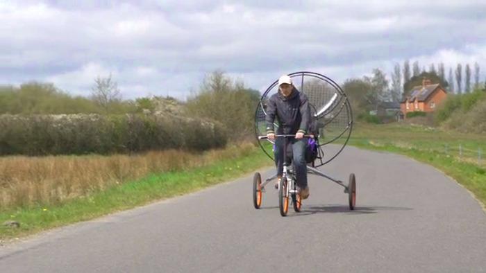 Easy like riding a bike