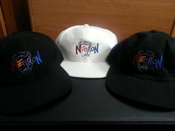 Limited Quantities of 'Negron' Hats available exclusively to our backers!